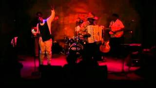 Nathan Williams  The Zydeco Cha Chas - Mountain Top