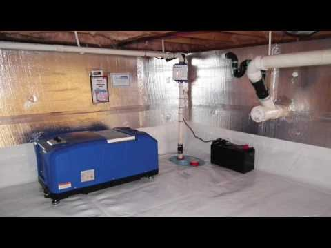 In this episode of Ask the Expert, a customer from Taber, AB asks the owner of Calgary Basement Systems, Doug Lacey, how his company can turn wet, humid and moldy crawl space environments into clean, healthy and mold free spaces?