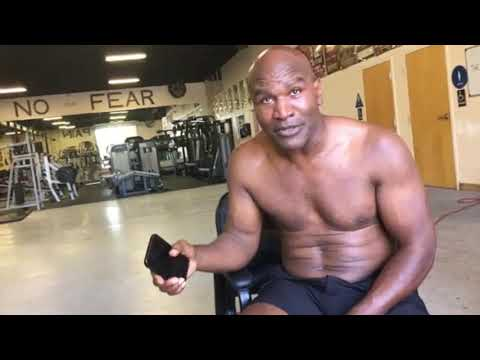 A DEEP Conversation With Evander Holyfield About God, Success & Lazy People (Part 1)