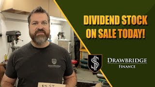 Dividend Stock On Sale Today