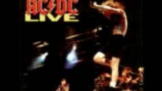 ACDC - Bonny Live