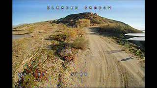Slender Shadow FPV: January 5th, Sunday Spin