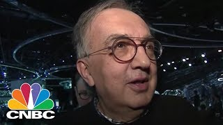 Fiat Chrysler CEO Sergio Marchionne: Something Will Happen On NAFTA | CNBC