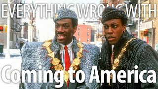 Everything Wrong With Coming to America In 16 Minutes Or Less