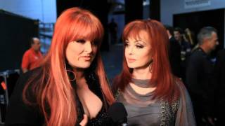 Girls' Night Out - Backstage Interview: The Judds