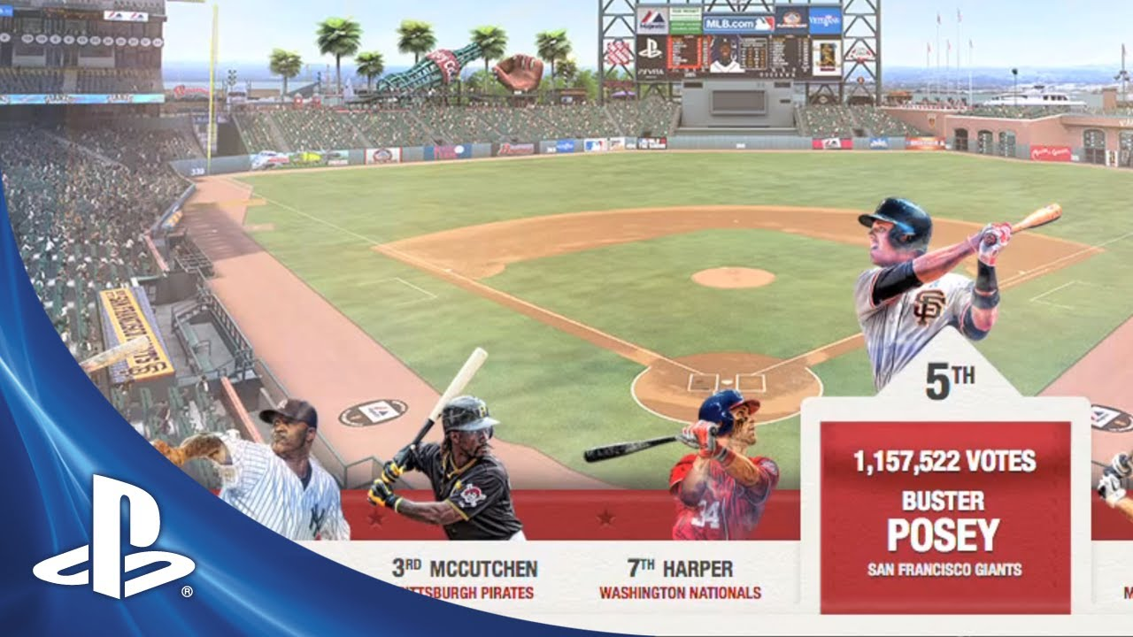 MLB 13 The Show Cover Showdown Heats Up