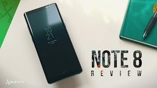 Note 8, review