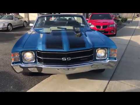 Video of '71 Chevelle SS - ME5Q