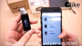 Official Tutorial - Pairing WeLoop Now 2 with iOS and Android