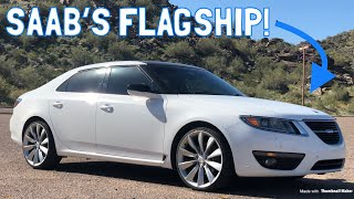 2011 Saab 9-5 Turbo6 Review - The Last New Saab!