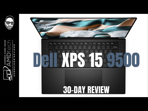 External Review Video dEckvON99jc for Dell XPS 15 9500 Laptop (15.6-inch)