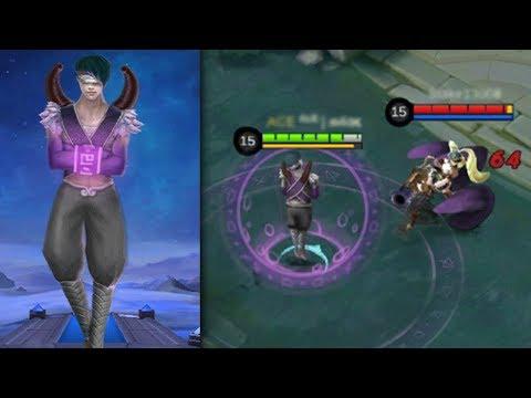 NEW HERO NECRO | ADD HIM NOW! | Mobile Legends