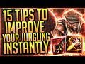 HOW TO JUNGLE 15 Tips To Improve Your Jungling Instantly S8