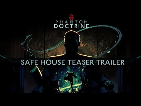 Phantom Doctrine  - Safe House Teaser Trailer thumbnail