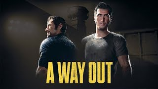 JETZT WIRDS BRUTAL #08 A WAY OUT - Let's Play Toghter A Way Out