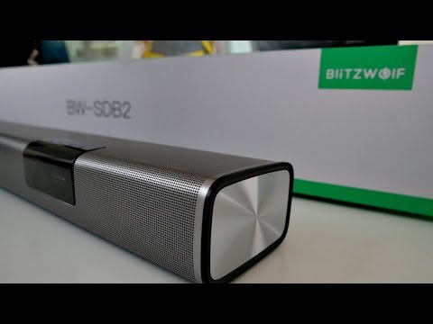 BlitzWolf BW-SDB2 Bluetooth-os hangprojektor: 60W 6 hangszóró - 1 Ft - NMÁ