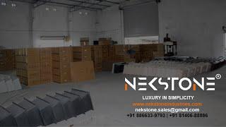 Quartz Kitchen Sink manufacturing company | Nekstone Industries LLP Morbi | +91 8866339793