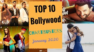 Top 10 Most Searched Bollywood Songs 2020 | Video Jukebox | January 2020
