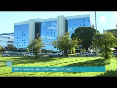 Presidente Bolsonaro assina MP que altera venda de imóveis da União - 14/01/2020