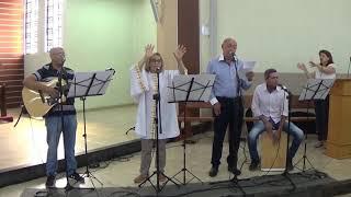 Canto de Glória - Solenidade de Jesus Cristo, Rei do Universo (Batizados) (25.11.2018)