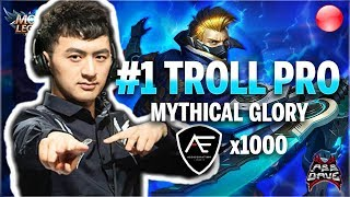 🔴GIVEAWAY | Global No.1 Ling Run | Global Leomord/Baxia | Coach Dave | Mobile Legends