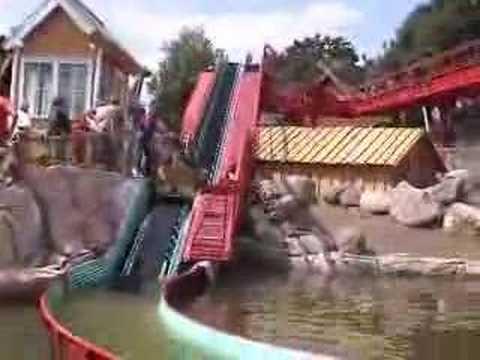 Stormy Dragon Boat Ride