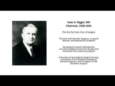 History of Surgery Chairs
