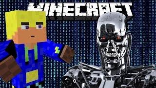 ИСКУССТВЕННЫЙ ИНТЕЛЛЕКТ В МАЙНКРАФТ - Minecraft(Обзор карты)