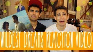 WILDEST DREAMS MUSIC VIDEO REACTION II Sebb Argo