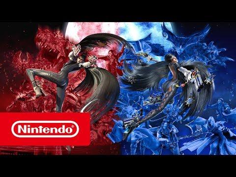 Nintendo Bayonetta 2 (Switch, FR)