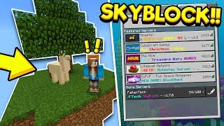 best skyblock seed for minecraft pe - TH-Clip