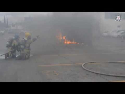 Bomberos se profesionalizan en investigación de incendios y explosiones
