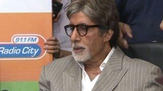 Amitabh and Abhishek Bachchan in Bol Bachchan
