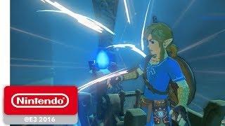 BotW —Sanctuaires d'épreuves 1/4 —Nintendo Treehouse: Live (E3 2016)