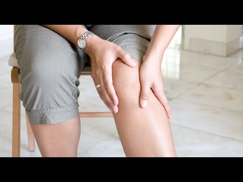 Las operaciones en el ligamento articulación de la rodilla