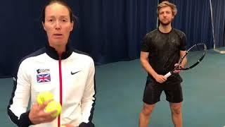 Tuesday Tennis Tips: racquet head speed