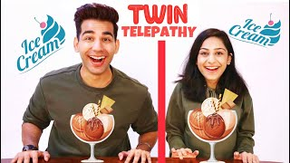 TWIN TELEPATHY Challenge   Rimorav Vlogs