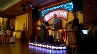 www.konferan.ru Вокальный дуэт Василий и Дженика
