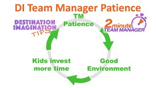 DI Team Manager Patience