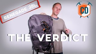 Lowe Alpine Renegade: The Perfect Backpack? | Climbing Daily Ep.1760 by EpicTV Climbing Daily