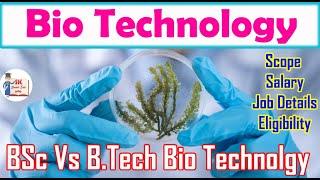 Biotechnology Scope & Salary In Tamil   Job Opportunity Of Biotechnology In Tamil   Biotech Career