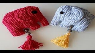Crochet Elephant Amigurumi самые популярные видео