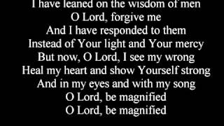 Be Magnified Lyrics