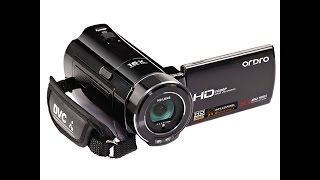 Видеокамера Ordro HDV Z8