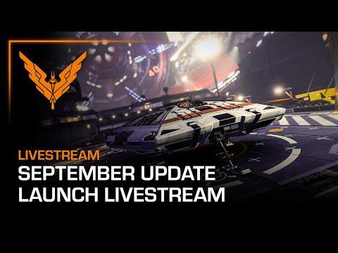September Update - Launch Livestream