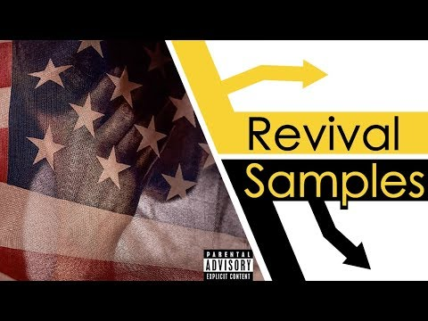 Every Sample From Eminem's Revival