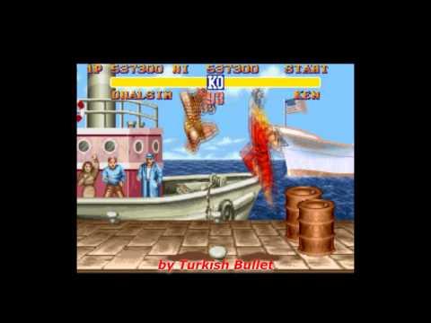 Street Fighter II: The World Warrior (World) (Super Nintendo) - (Longplay - Dhalsim | Hardest)