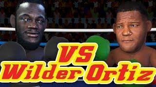Deontay Wilder VS Luis Ortiz Highlights !