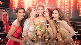 Miss Grand International 2015 Crowning Moment