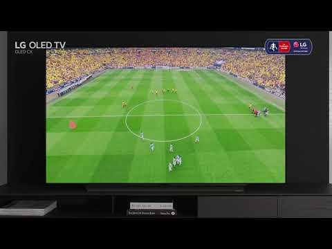 LG Television OLED55CX5LB - Black Video 1